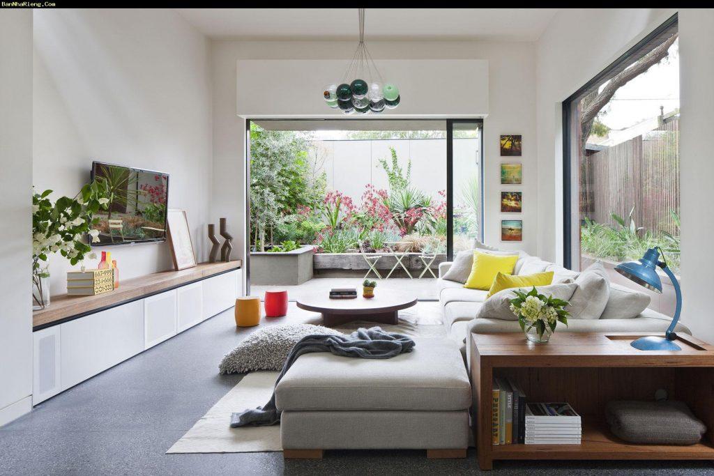 Hoàn thiện nội thất nhà phố