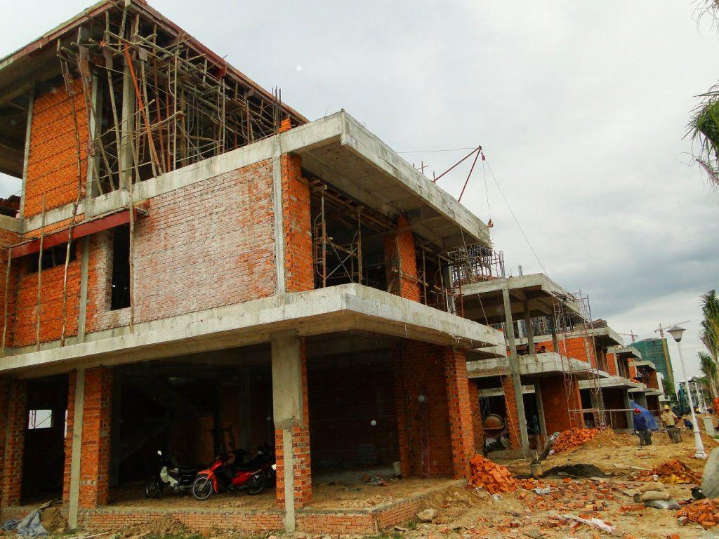 kinh nghiệm xây nhà phố